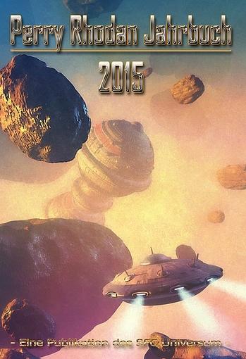 Perry Rhodan Jahrbuch 2015