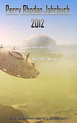 Perry Rhodan Jahrbuch 2012